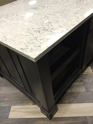 Countertops the home store for Best quartz countertop brand